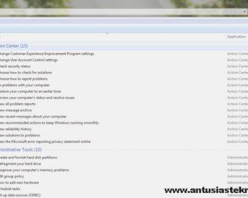 Tips Mengaktifkan Fitur GodMode Di Windows 7, 8, Dan 10