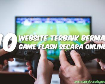 10 Website Terbaik Untuk Bermain Game Flash Secara Online
