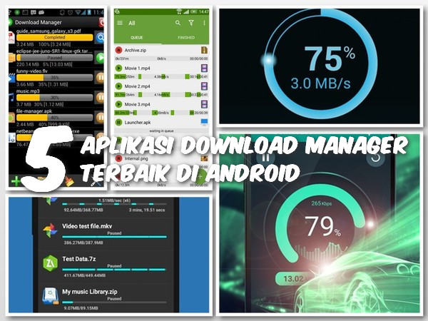 5 Aplikasi Download Manager Terbaik Di Android