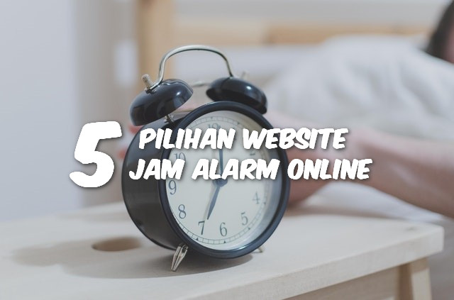 5 Pilihan Website Jam Alarm Online