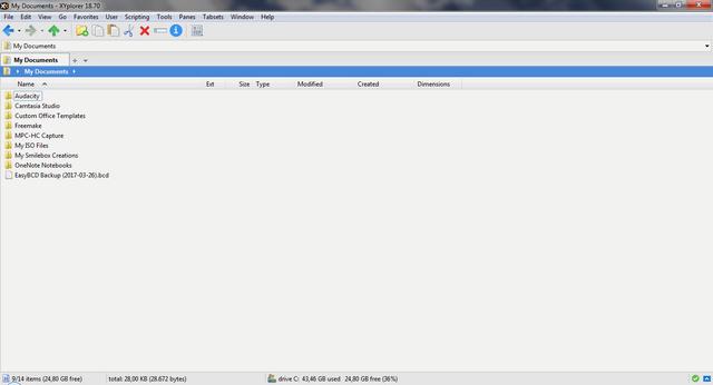 Cara Rename File Sekaligus Banyak Dengan Aplikasi XYplorer