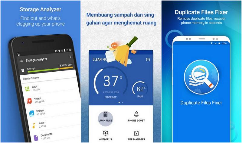 Aplikasi Pembersih Dan Optimizer Terbaik Di Android