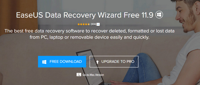 Review Aplikasi Mengembalikan Data Yang Terhapus, EaseUS Data Recovery Wizard