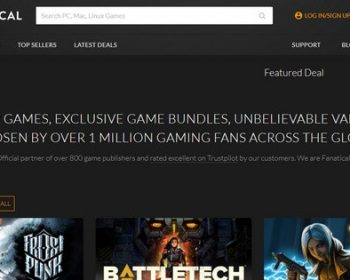 Membeli Game Original Steam Murah Melalui Website Fanatical