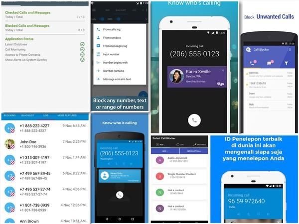 8 Aplikasi Blokir Panggilan Masuk Terbaik Di Android