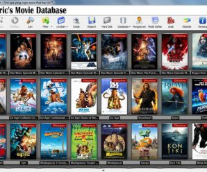 Organisasikan Koleksi Film Dengan Aplikasi Eric's Movie Database