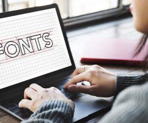 Cara Mendapatkan Font Premium Gratis Setiap Hari