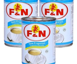 Menilik Kisaran Harga Susu Evaporasi Merek F&N