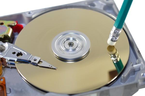 Penghapus Data Harddisk