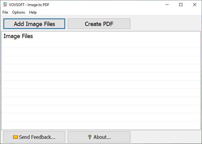 Aplikasi Image To PDF