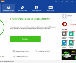 Maintenance Windows 10 Dengan Aplikasi WiseCare 365