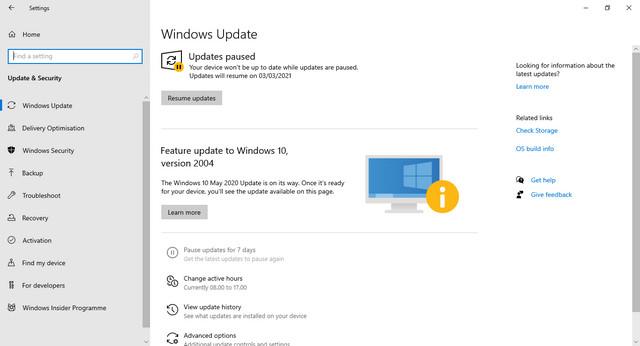 Pembaruan Windows