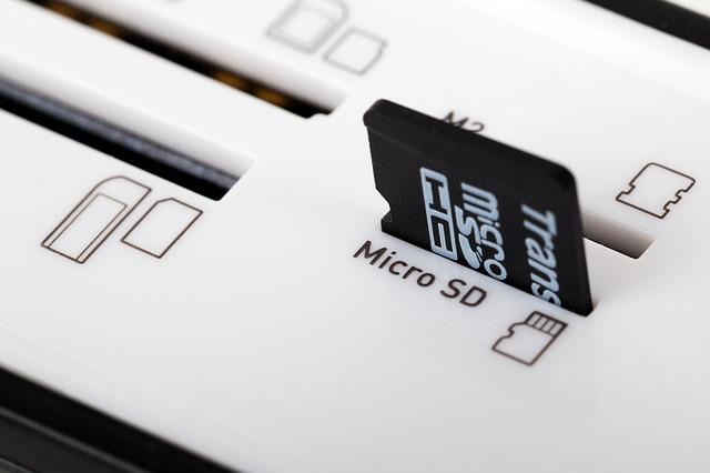 Kartu Memori MicroSD