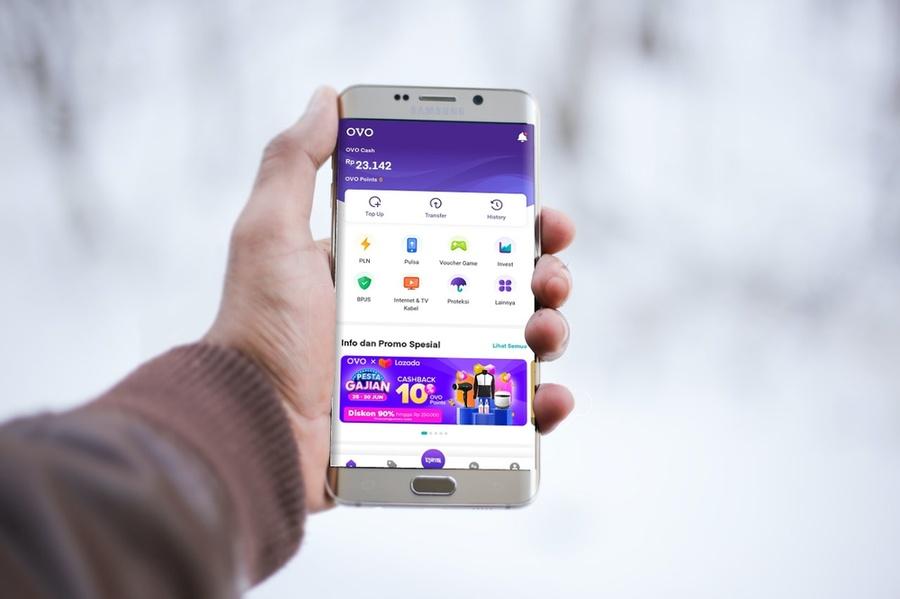 Cara Beli Kode Voucher Google Play Di OVO